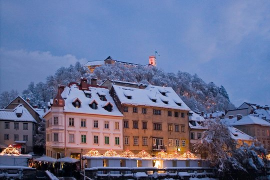 ljubljana zimi